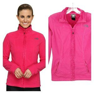 The North Face Women's Passion Pink Morningside Insulating Fleece Jacket XS